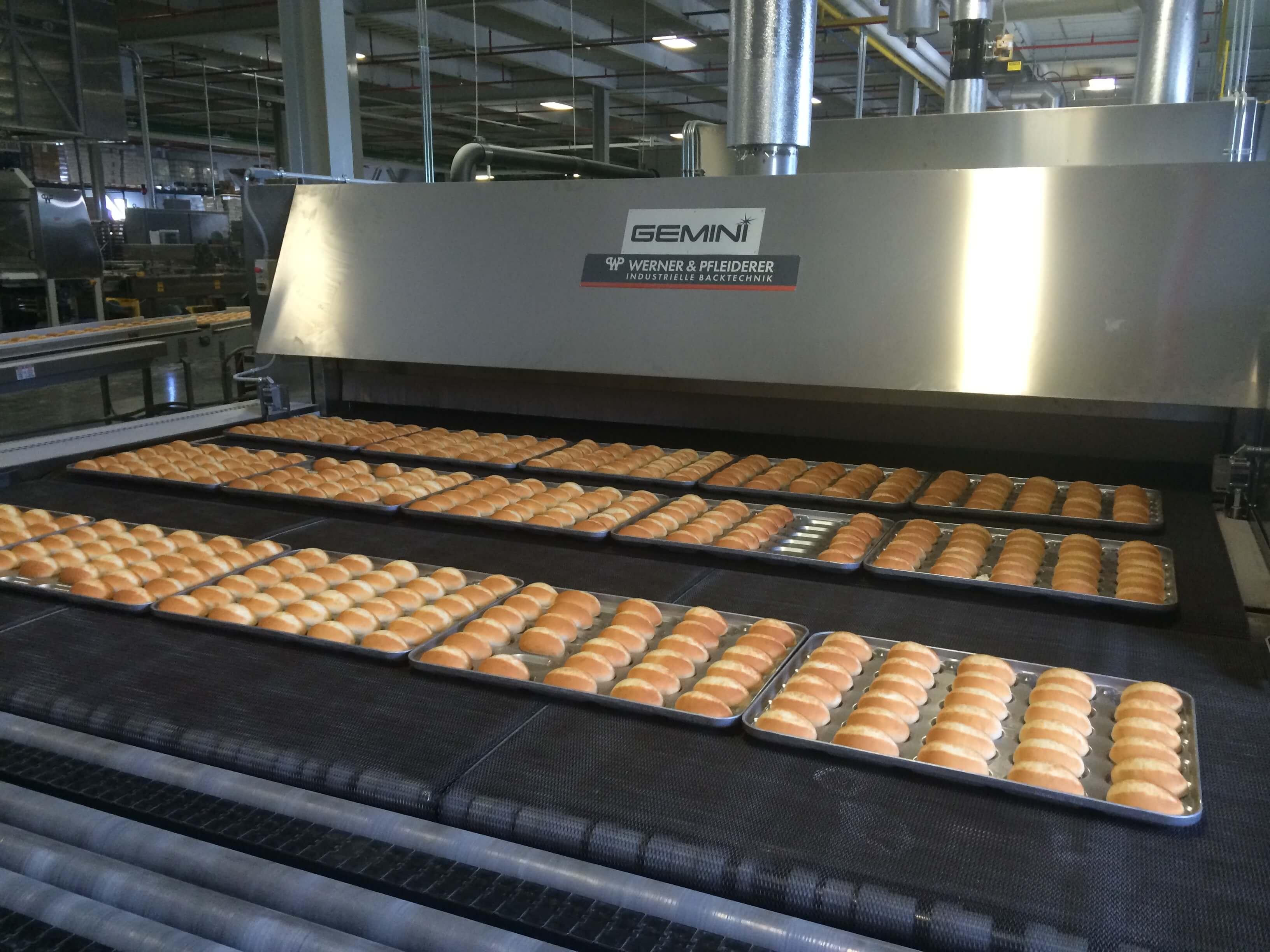 Tunnel Ovens Gemini Bakery Equipment Company