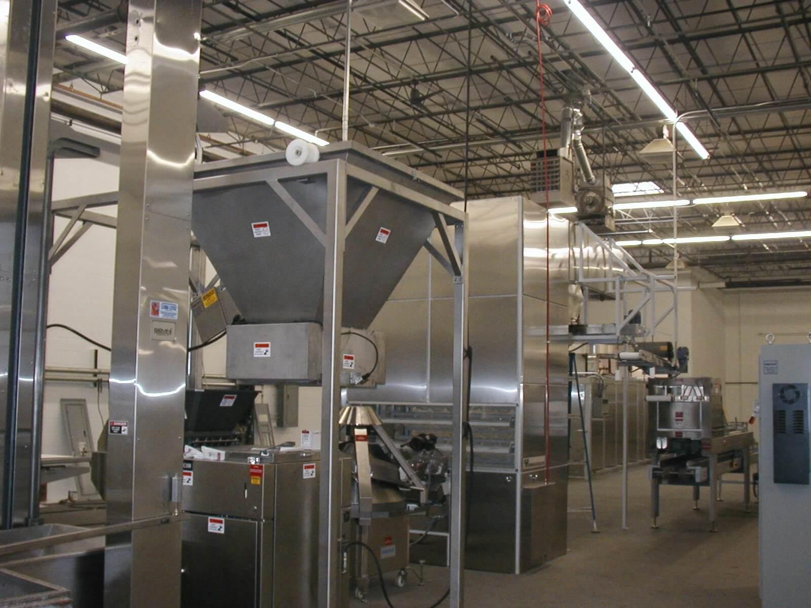 Bread Systems Gemini Bakery Equipment Company