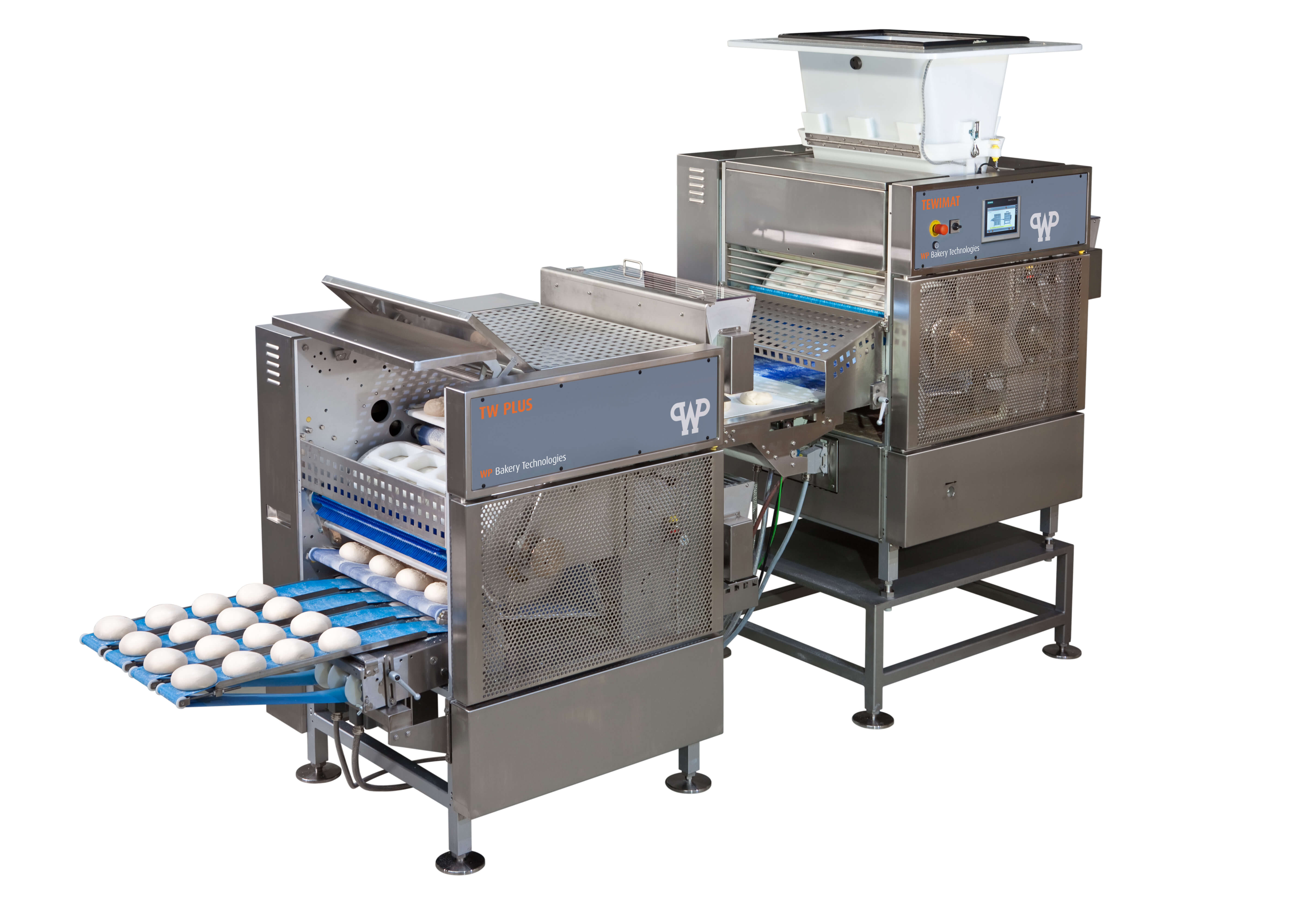 In Line Pizza Dough Systems Gemini Bakery Equipment Company