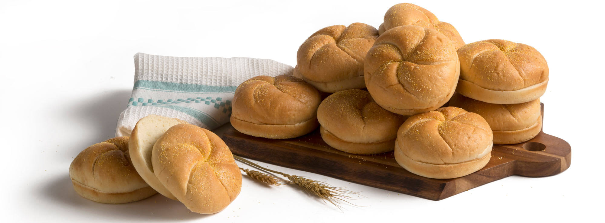 Gemini Bakery Products - Hamburger Buns